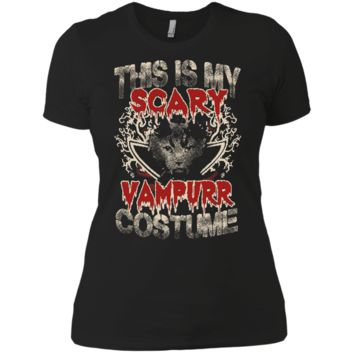 this is my scary vampire costume - halloween costumes tshirts & hoodies T-Shirt