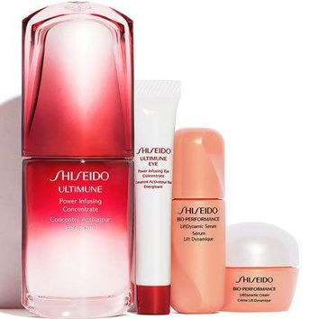 Shiseido Limited Edition Powered Infused Lift Set