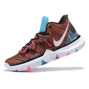 NIKE KYRIE 5 Popular Men Casual Sport Basketball Shoes Sneakers