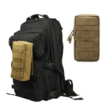 Tactical Vest Molle Pouch EDC Utility Gadget Gear Hanging Waist Bag Hunting Fishing Paintball Multi-purpose Belt Bag
