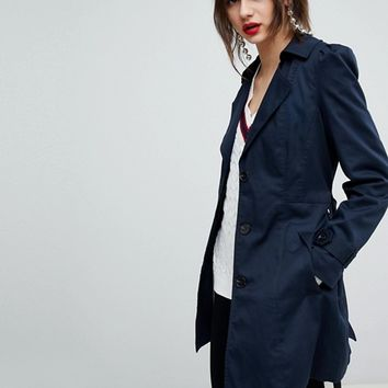 Vero Moda Classic Mac Jacket at asos.com