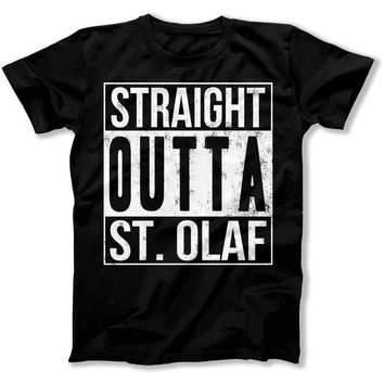 Straight Outta St. Olaf - T Shirt