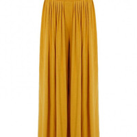 Wide Cut Trousers