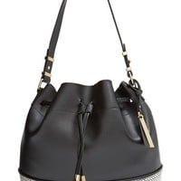 Women's Vince Camuto 'Leila' Drawstring Bucket Bag