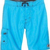 O`Neill Boys 2-7 Santa Cruz Solid 2 Swim Trunk $26.00