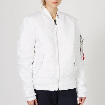 Alpha Industries for Opening Ceremony OC Exclusive Reversible MA-1 Jacket - WOMEN - JUST IN - Alpha Industries for Opening Ceremony