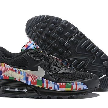 Nike Air Max 90 NIC QS International Flag AO5119-001