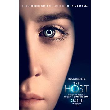 The Host 27x40 Movie Poster (2013)