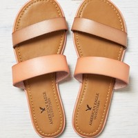 AEO DOUBLE BANDED SANDAL