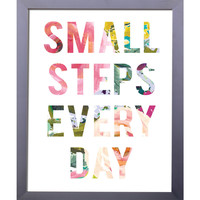 Small Steps Every Day | Printable
