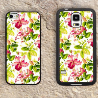 Pineapples Leaves iPhone Case-Flowers iPhone 5/5S Case,iPhone 4/4S Case,iPhone 5c Cases,Iphone 6 case,iPhone 6 plus cases,Samsung Galaxy S3/S4/S5-131