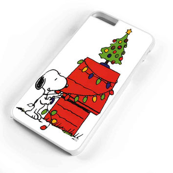 Snoopy Police Box Flying iPhone 6s Plus Case iPhone 6s Case iPhone 6 Plus Case iPhone 6 Case