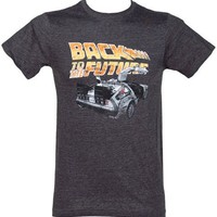 back future movie shirt t-shirt the to