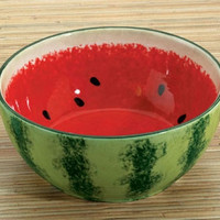 Watermelon Ceramic Bowl - 8590