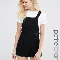 New Look Petite Pinny Playsuit