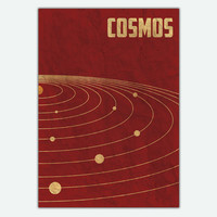Cosmos Poster Art (Part III from Space Trilogy)