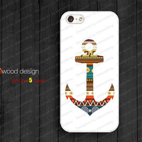 NEW iphone 5 cases iphone 5 case iphone 5 cover anchor graphic atwoodting design