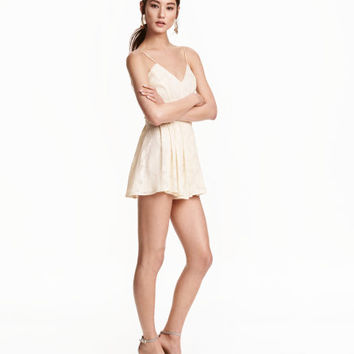 Playsuit - from H&M