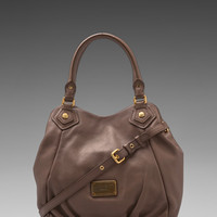 Marc by Marc Jacobs Classic Q Fran Tote in Rootbeer from REVOLVEclothing.com