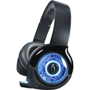 PDP - Afterglow Universal Prismatic Wireless Headset - Black