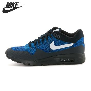 Original New Arrival NIKE W AIR MAX 1 ULTRA FLYKNIT Women's Running Shoes Sneakers