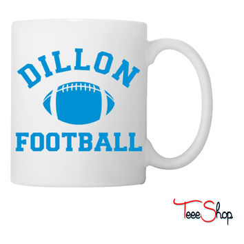 Dillon Panthers Football Coffee & Tea Mug