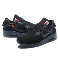 Trendsetter Nike Air Max 90 Women Men Fashion Casual Sneakers Sport Shoes