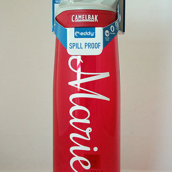Personalized .75L Camelbak Bottle - Name