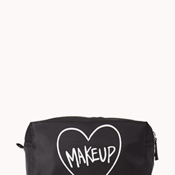 Heart Makeup Case