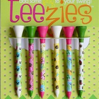 Teezies Golf Tees
