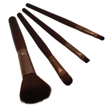Cosmetic Makeup Brush Kit De Pinceis de Maquiagen Eyelashes Eyes and Cheeks Makeup Brushes