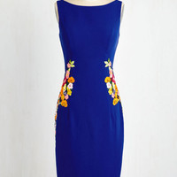 Long Sleeveless Sheath Cheerily Beloved Dress