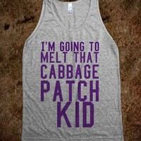 Pitch Perfect Tank #2 cabbage patch