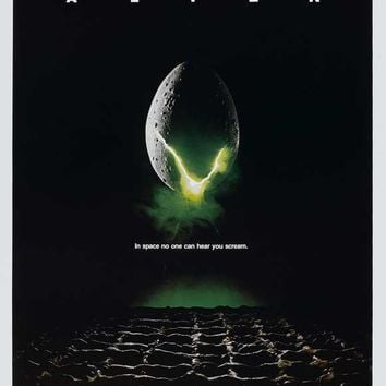 Alien 27x40 Movie Poster (1979)