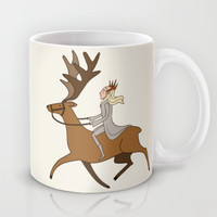 Fabulous Thranduil Mug by Angela Taratuta
