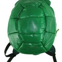 Bioworld TMNT Shell Backpack Green (Standard)