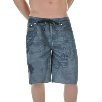 DCCKJG9 Analog Skool Dayz 16' Boardshorts - Men's