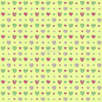 For the love of Watermelon - yellow background by IAmErika