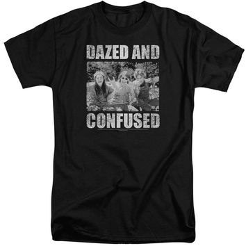 Dazed And Confused - Rock On Short Sleeve Adult Tall