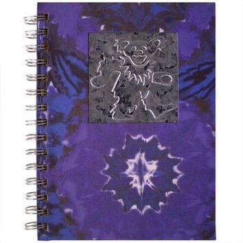 DCCKU3R Grateful Dead - Dancing Bears Journal
