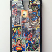 Superman Comic Book Android Case