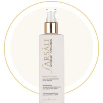 Farsali Rosehip Radiance - Natural Cleanser