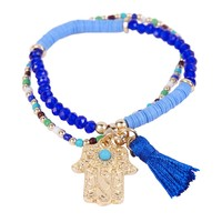 Bee Charming Jewelry Hamsa Bracelet Set