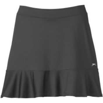 Slazenger Women's Omagh Ruffle Knit Golf Skort