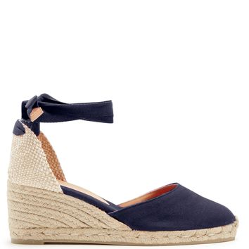 Carina canvas wedge espadrilles | Castañer | MATCHESFASHION.COM US