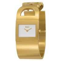 D&G Dolce & Gabbana Women's DW0222 D&G is Forever Analog Watch