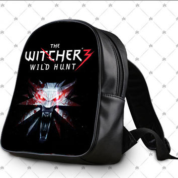 The Witcher 3 Wild Hunt School Bag