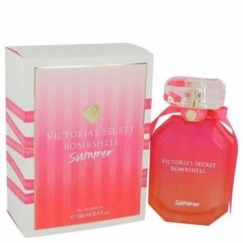 Bombshell Summer by Victoria's Secret Eau De Parfum Spray 3.4 oz (Women)