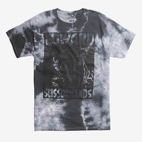 Edward Scissorhands Tie Dye T-Shirt
