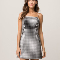 IVY & MAIN Gingham Dress